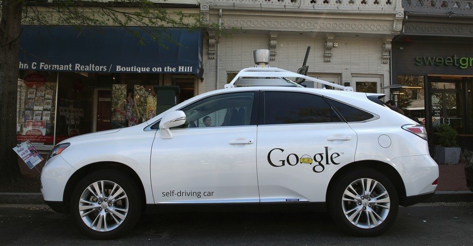 Driverless Cars Could Make Transportation Free for Everyone
