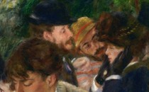 "Pierre-Auguste Renoir's ""Luncheon of the Boating Party,"" 1880-1881"