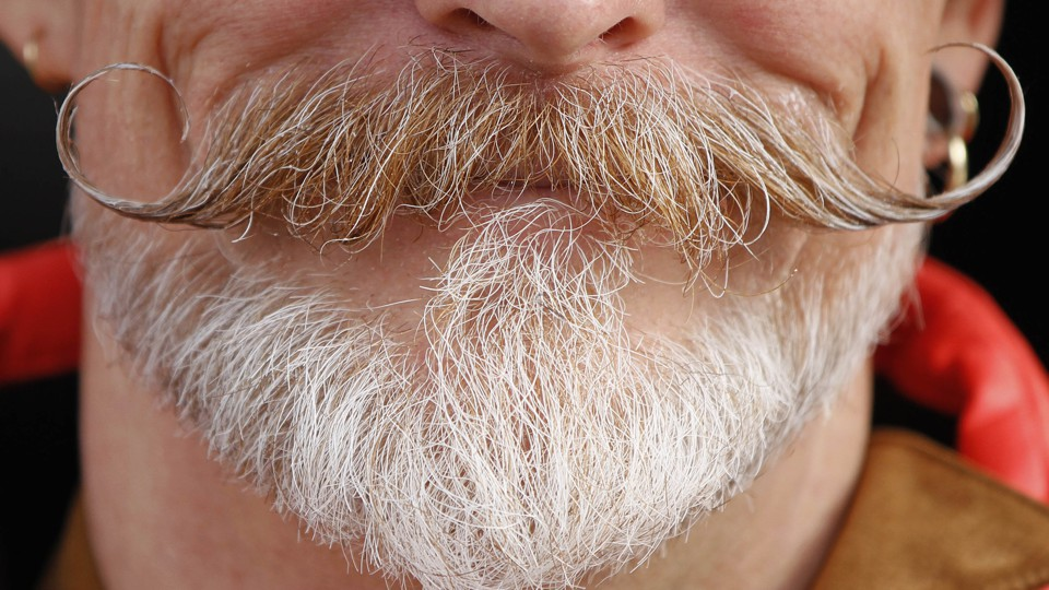 The Racially Fraught History Of The American Beard The Atlantic