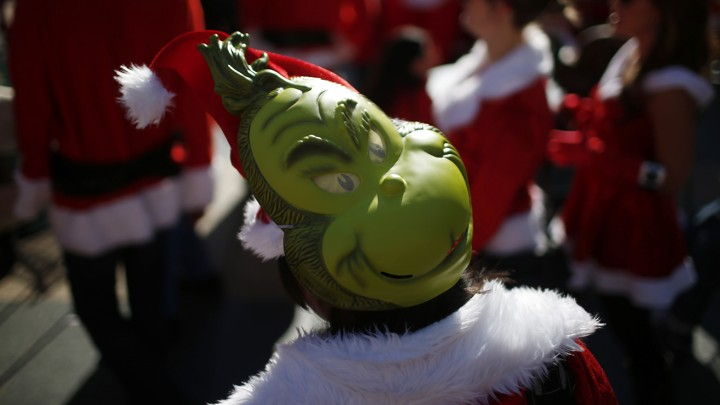 Grinch Bots Are the Most 2017 Story of 2017 - The Atlantic