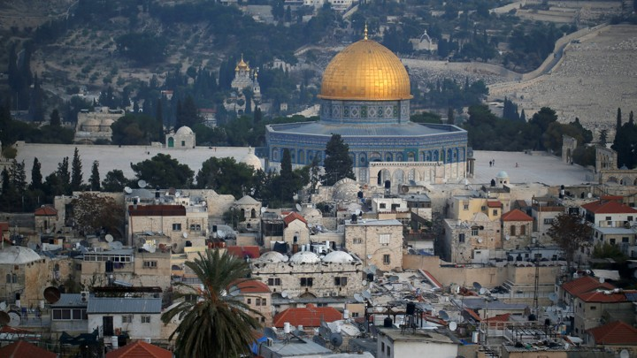 buy popular 33a02 580cb Why Trump's Announcement on Jerusalem Matters - The Atlantic