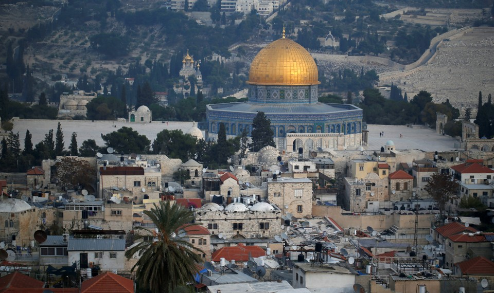 Why Trumps Announcement On Jerusalem Matters The Atlantic - 10 most sacred sites in the united states