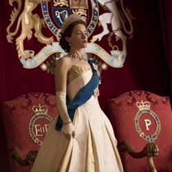 Clare Foy as Queen Elizabeth II in Netflix's 'The Crown,' directed by Peter Morgan