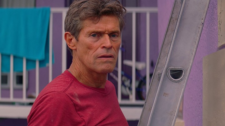 Willem Dafoe in 'The Florida Project'