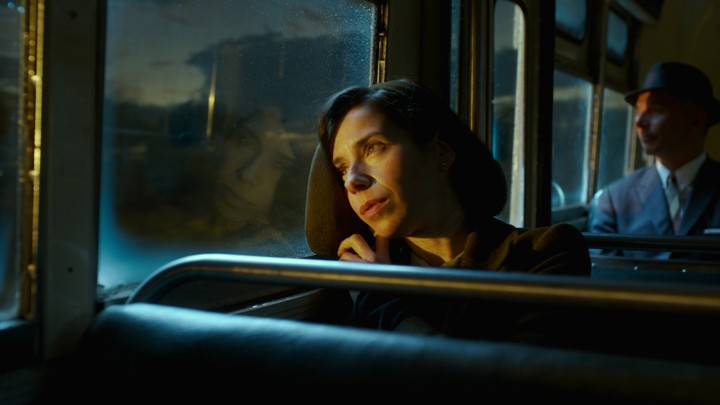 Sally Hawkins in Guillermo del Toro's 'The Shape of Water'