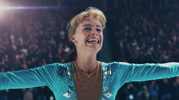 Margot Robbie as the famed skater in 'I, Tonya'