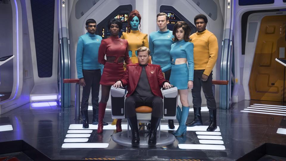 Black Mirror Season 4 Review USS Callister The Atlantic