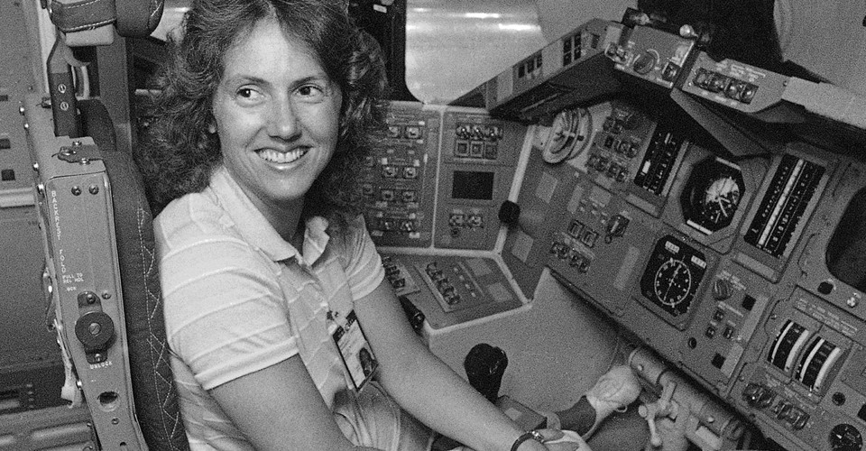 NASA's Lovely Tribute to the Teacher Who Perished on Challenger