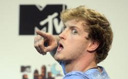 Logan Paul points