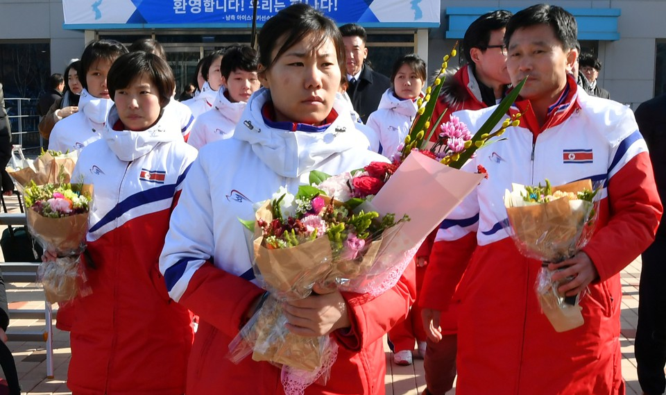 Pyeongchang: Why A Joint Women's Hockey Team Isn't Winning Over South Koreans