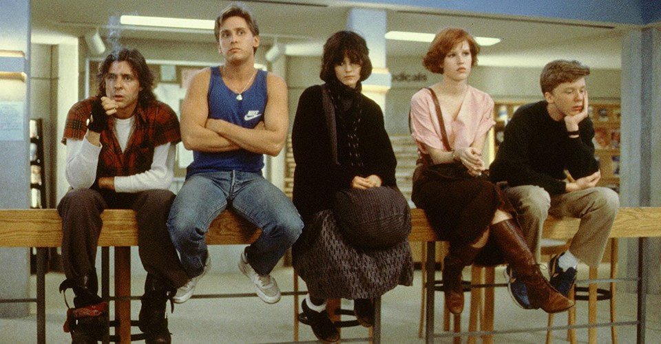 what breakfast club stereotype am i