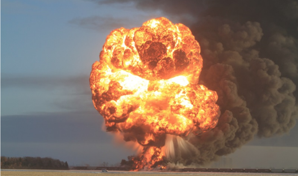 The Great Crude Oil Fireball Test thumbnail