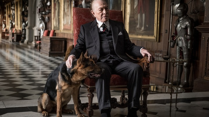 Christopher Plummer in 'All the Money in the World'