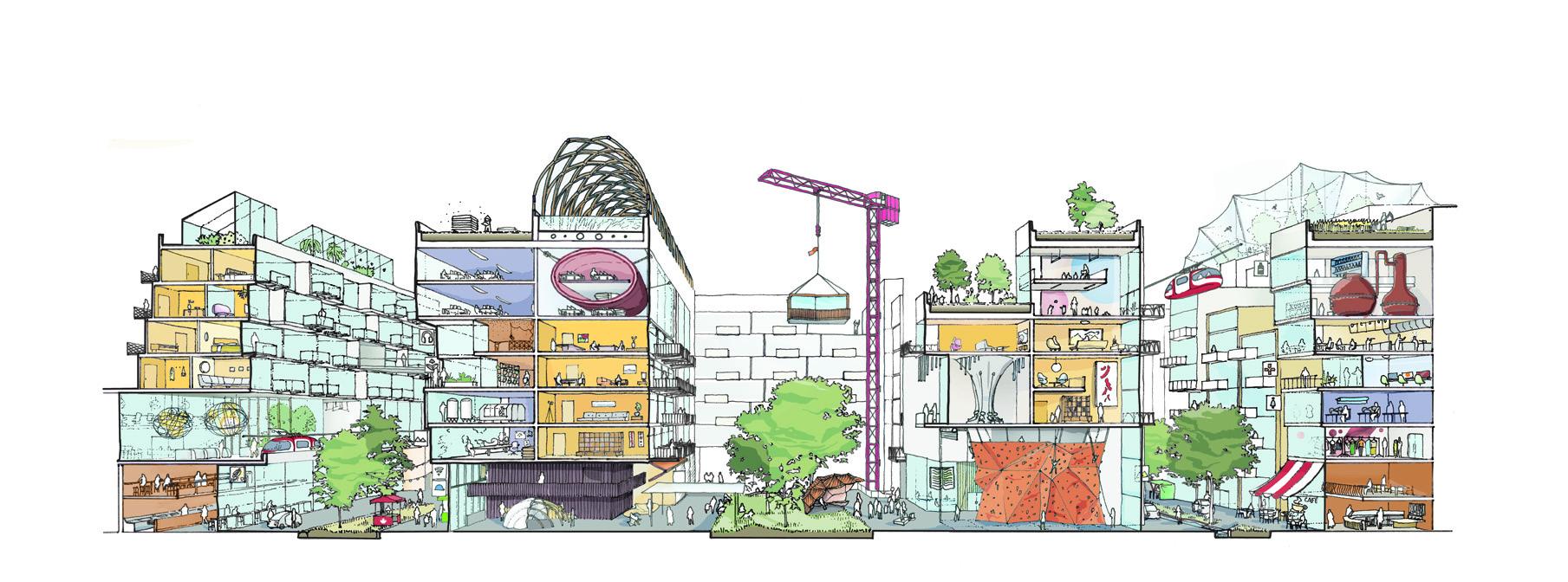 Sidewalk Labs: Google's Guinea-Pig City in Toronto - The