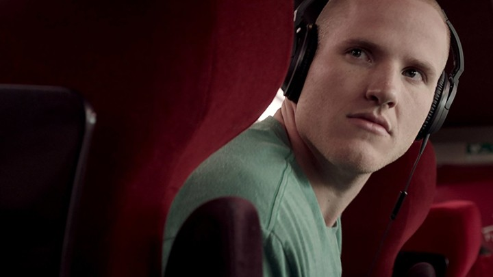 Spencer Stone in 'The 15:17 to Paris'