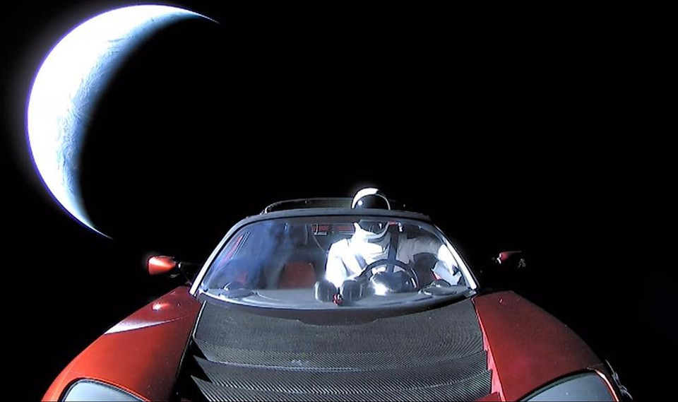 Car Audio Magazine >> Where Is Elon Musk's Space Tesla Actually Going? - The ...
