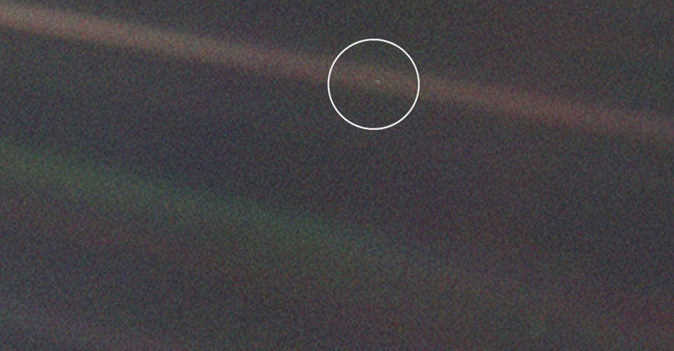 New Horizons Aims To Outdo Voyager S Pale Blue Dot Photo