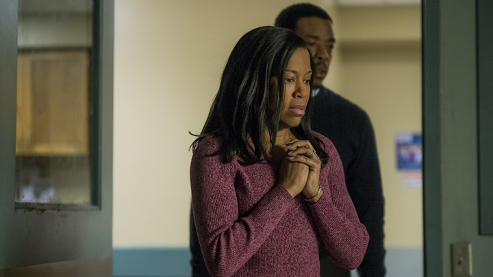 Regina King and Russell Hornsby star in Netflix's 'Seven Seconds'
