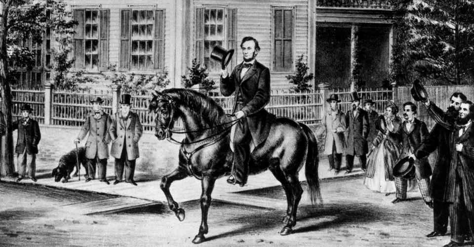 Abraham Lincoln's Secret Visits to Slaves