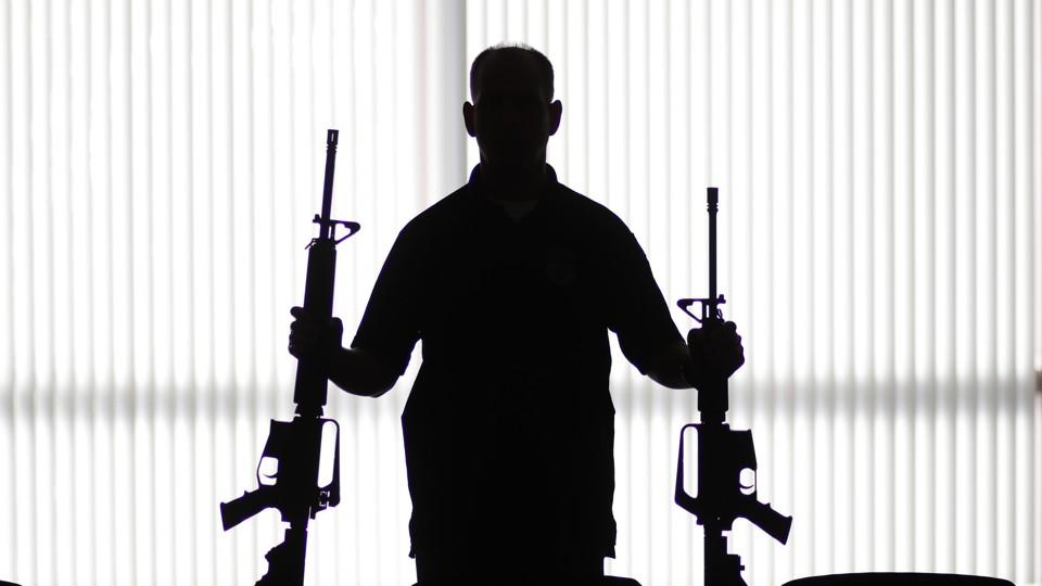 Repeal The Second Amendment Gun Control Advocates Say No The Atlantic