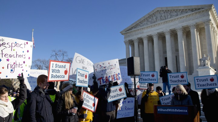 Is Union Representation a First Amendment Concern? - The