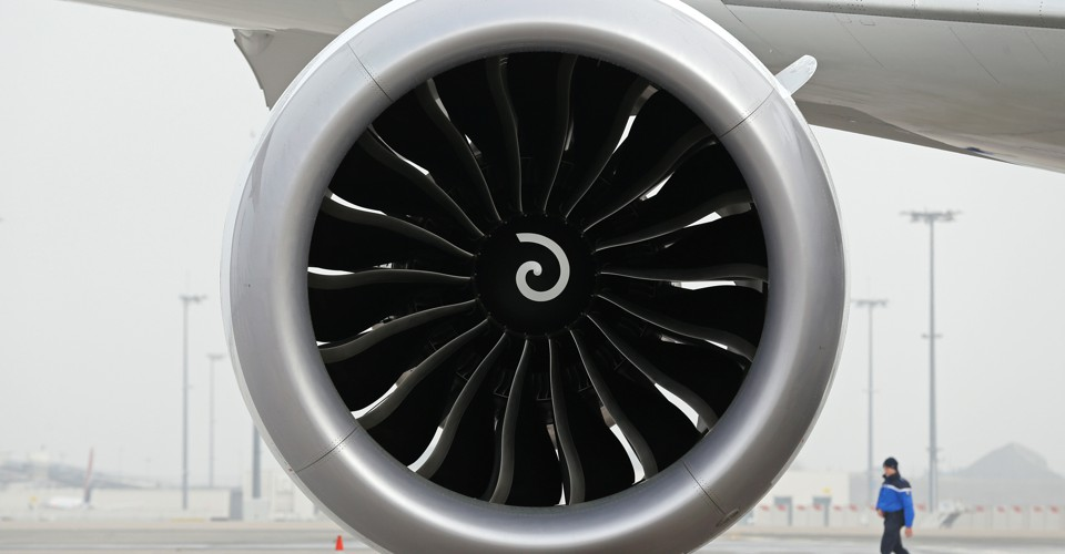 The Jet Engine Is A Futuristic Technology Stuck In Past