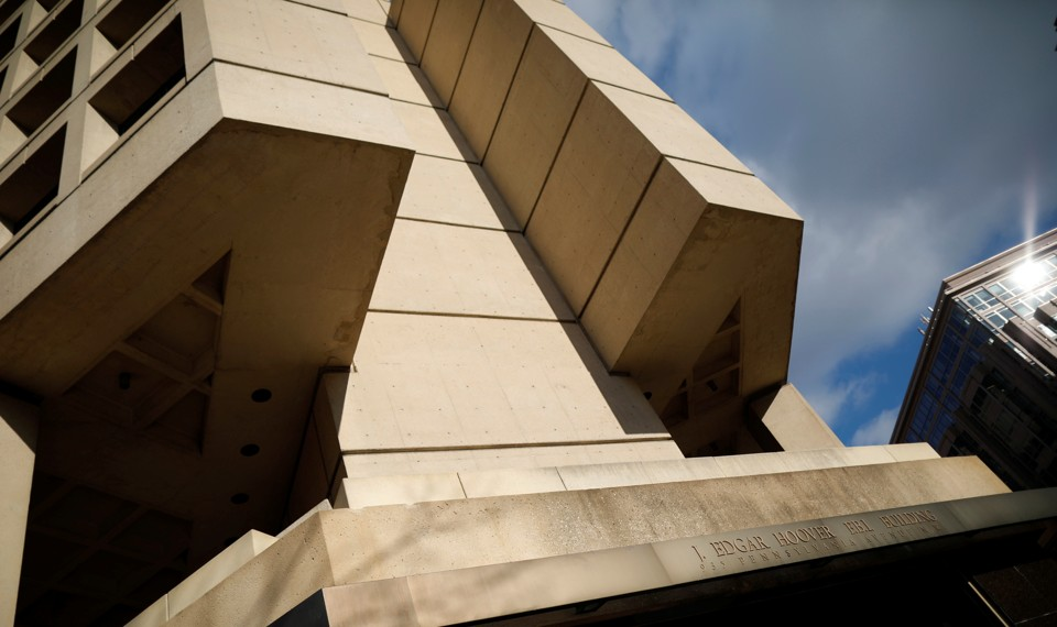 The J. Edgar Hoover FBI Building