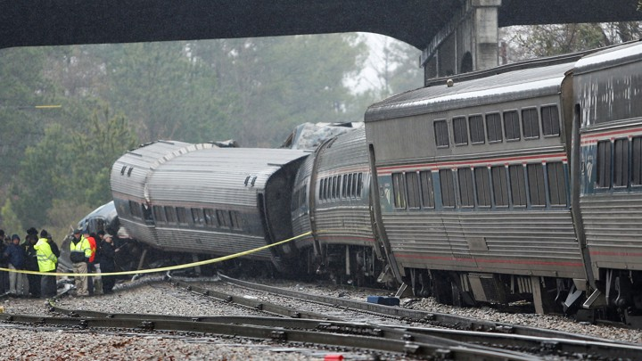 What Went Wrong in the Fatal South Carolina Train Wreck? - The Atlantic