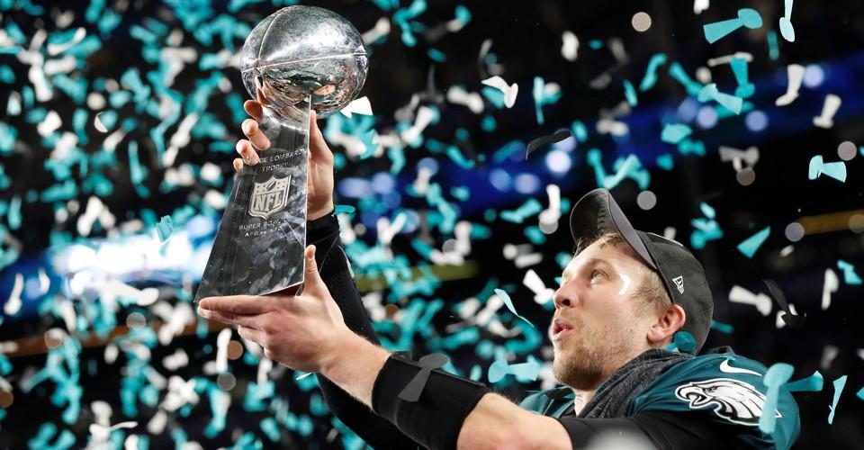 The Philadelphia Eagles Unforgettable Super Bowl Victory