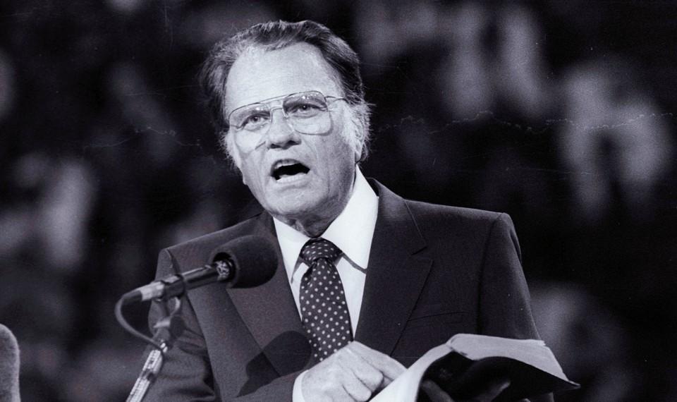 Image result for Billy Graham'