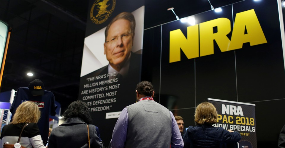 Why Are Corporations Finally Turning Against the NRA?