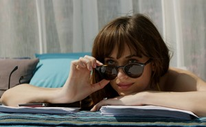 Dakota Johnson as Ana Steele-Grey in 'Fifty Shades Freed'