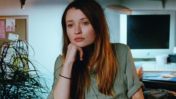 Emily Browning in 'Golden Exits'