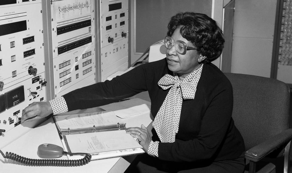 Mary Jackson, NASA's first black female engineer