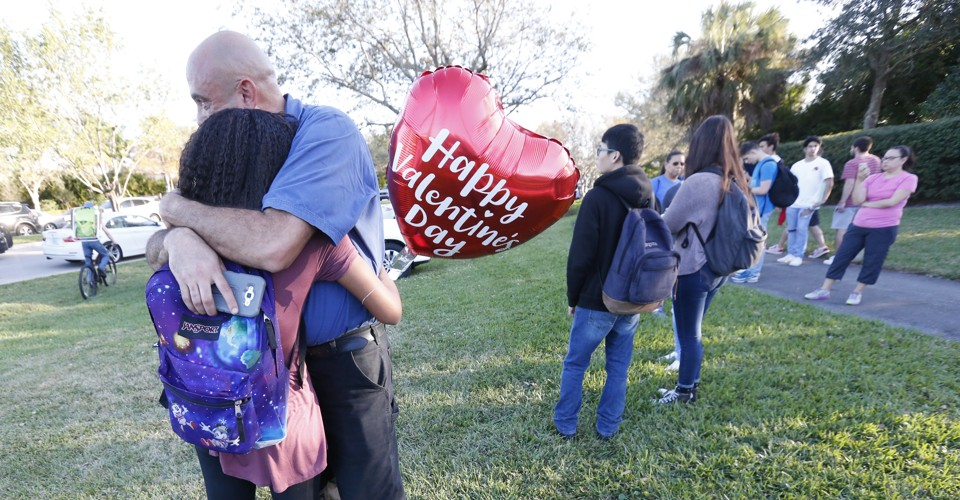 Another School Shooting—But Who's Counting?
