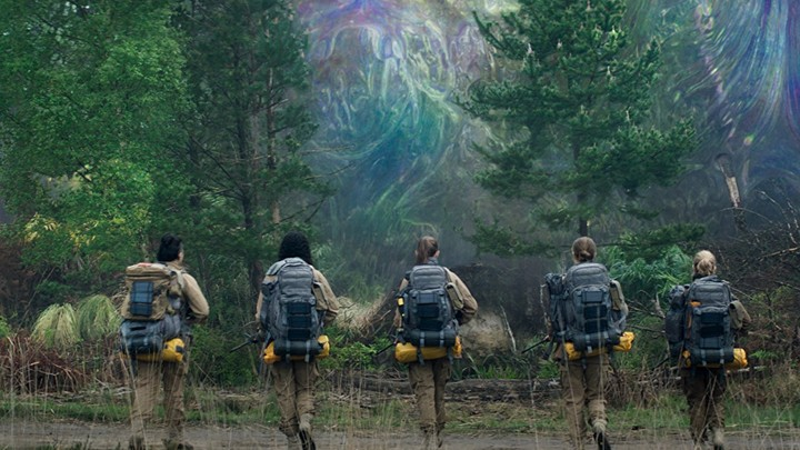 A still from 'Annihilation'