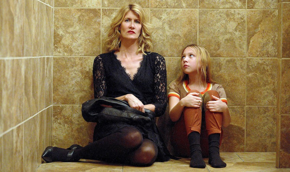 Laura Dern and Isabelle Nélisse in 'The Tale'