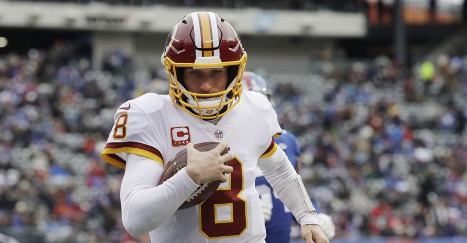 ed25f4162 Kirk Cousins and the 2018 NFL Offseason's Quarterbacks - The Atlantic