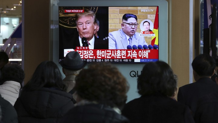 The Biggest Danger of North Korea Talks - The Atlantic