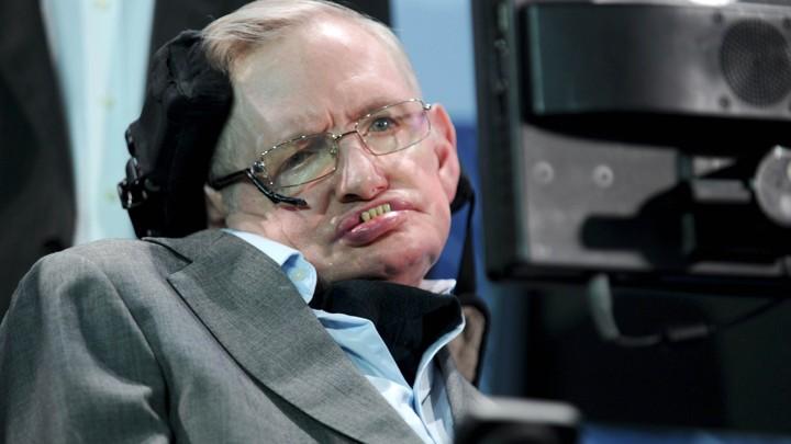 Resultado de imagen para Stephen Hawking