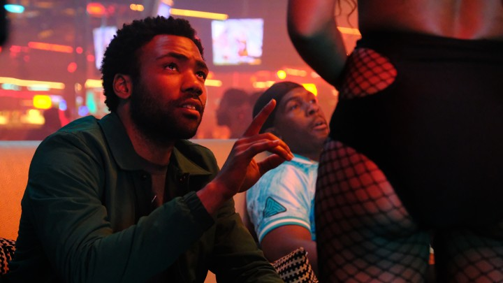 Donald Glover in 'Atlanta'