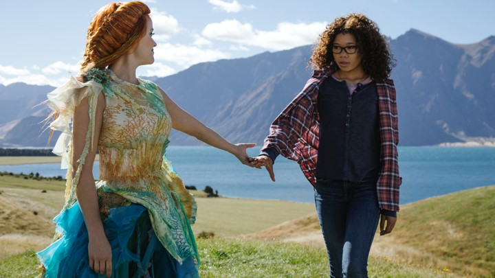 A still from 'A Wrinkle in Time'