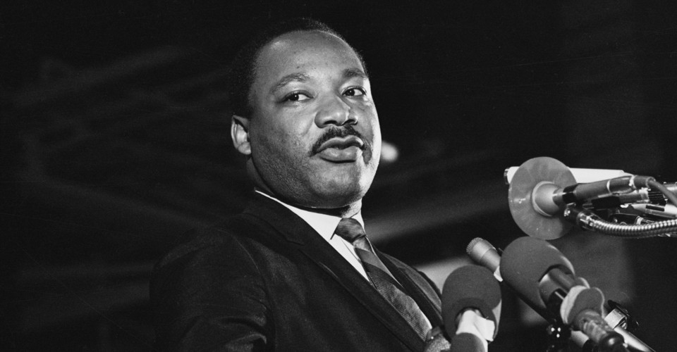 Revisiting Martin Luther King Jr 's 'Drum Major Instinct