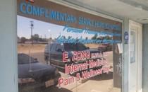 The facade of Edwin Zong's opioid-treatment clinic