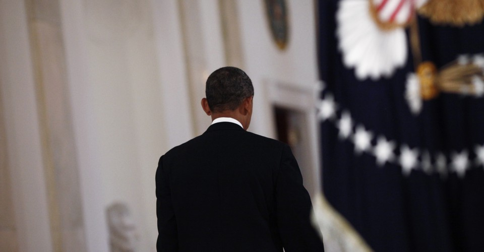 Where Is Barack Obama?