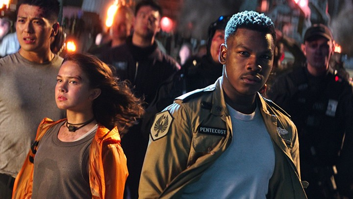 A still from 'Pacific Rim Uprising'