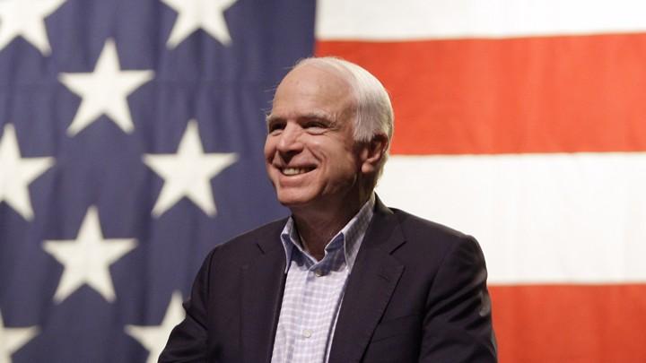 Remembering John McCain - The Atlantic