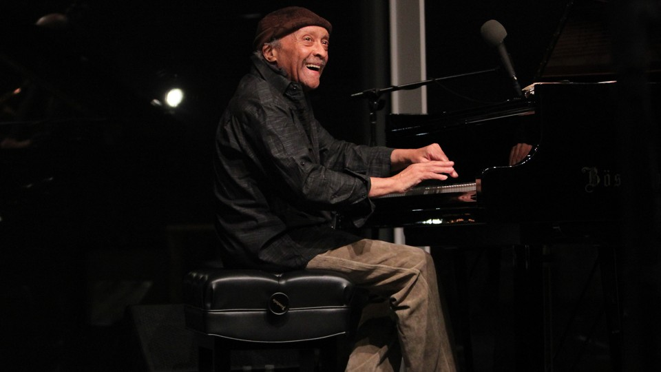 Cecil Taylor at the Whitney Museum