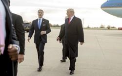 Eric Greitens and Donald Trump
