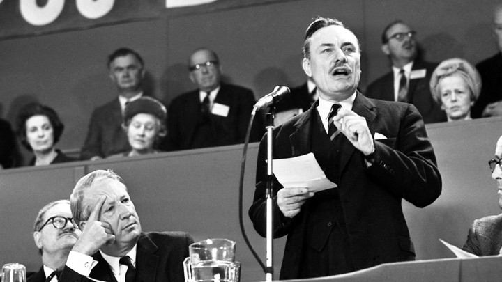 Image result for Rivers of Blood Speech Enoch Powell